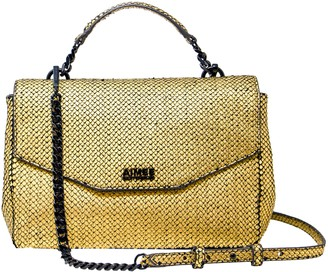 Aimee Kestenberg Leather Chain Strap Shoulder Bag - West 33rd
