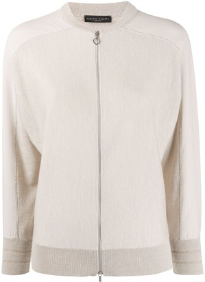 Fabiana Filippi Zipped-Up Cardigan