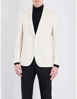 Lardini Tailored-fit Shawl Lapel Jacket
