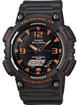 Casio Men's AQS810W-8AV Tough Solar Power Analog Watch
