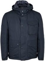C.p. Company Goggle Navy Shell Jacket