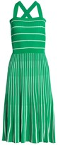 Alexis Bess Stripe Knit Dress