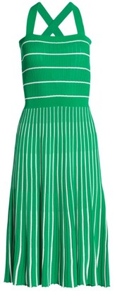 Alexis Bess Stripe Knit Dress
