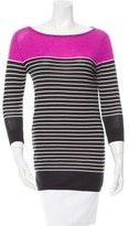 L'Wren Scott Striped Knit Top
