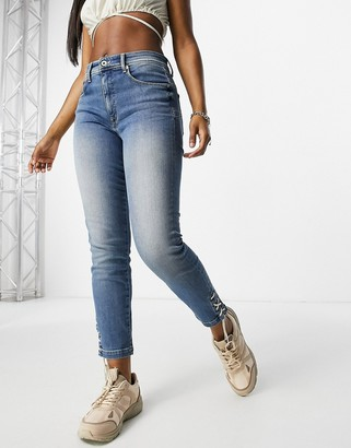 Salsa High Waisted Secret Glamour Shaping Jeans