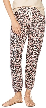 Monrow Printed Sweatpants