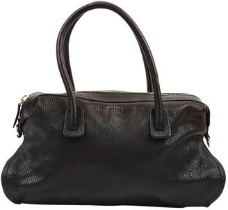 Maiyet Black Leather Handbags