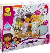 Alex Dora and Friends Rub Art Toy