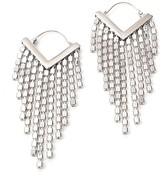 Isabel Marant Crystal Fringed Earrings