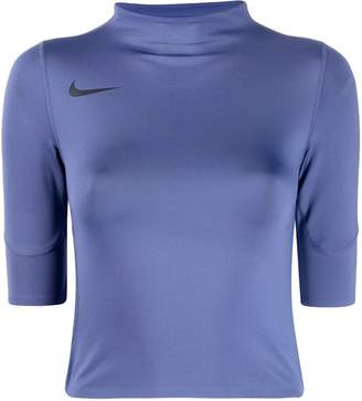 Nike active crop top