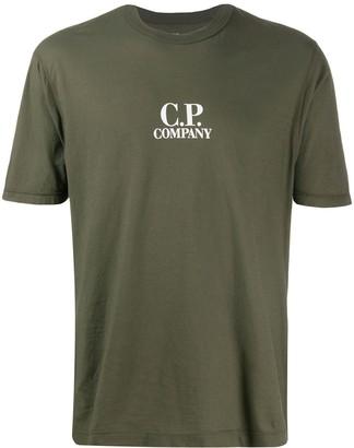 C.P. Company No Gravity Logo T-shirt