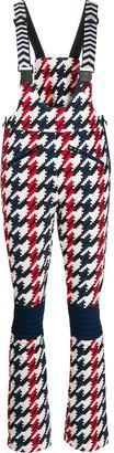 Perfect Moment Isola chevron-print ski pants