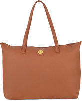 Joy Mangano Christie Leather Tote