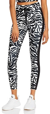 Aqua Athletic Printed Knit Leggings - 100% Exclusive