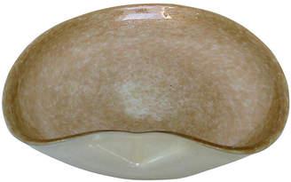 One Kings Lane Vintage Barbini Glass Centerpiece Bowl - Retro Gallery
