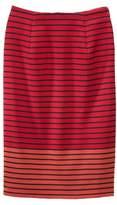 Petit Bateau Women's pencil skirt