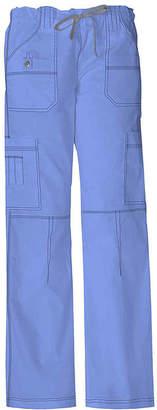 Dickies 857455 Youtility Cargo Scrub Pants-Junior Petite