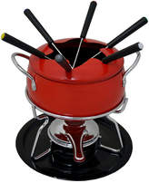 Imusa 7-pc. Steel Non-Stick Fondue Pot