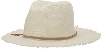 Hat Attack Fringe Travel Hat (Bleach/Tan) Caps