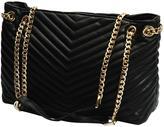 Jessica Women's Quilted Shoulder Bag