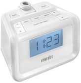 Homedics SoundSpa® Digital FM Clock Radio with Time Projection