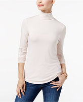 Style&Co. Style & Co Turtleneck Top, Created for Macy's
