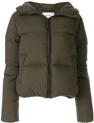 Dondup hooded padded jacket