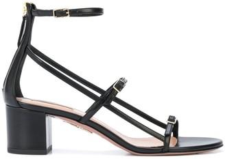 Aquazzura Supermodel 55mm buckled sandals