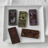 Williams-Sonoma Williams Sonoma Halloween Chocolate Bars, Set of 5
