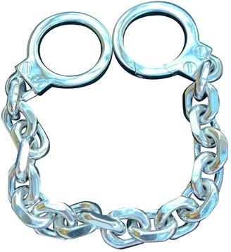 Celine Grey Silver Bracelets
