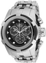 Zales Men's Invicta Bolt Chronograph Watch with Black Dial (Model: 23908)