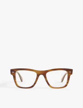 Oliver Peoples Ov5393u Oliver rectangle-frame optical glasses