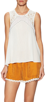 Plenty by Tracy Reese Lace Panel Top
