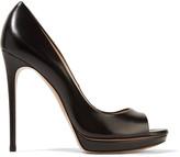Casadei Leather pumps