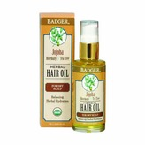 Badger Hair Oil - Jojoba - Dry Scalp - 59.1ml