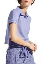 Puma Women's Fenty By Rihanna Baby Crop Polo Shirt