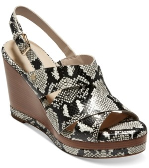 Cole Haan Women's Laci Platform Wedge Sandals