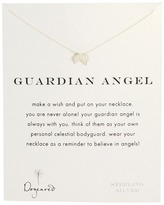 Dogeared Guardian Angel Reminder Necklace Necklace
