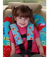Sesame Street Elmo Seat Belt Covers