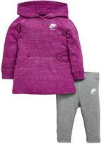 Nike Baby Girl Gym Vintage Dress And Leg