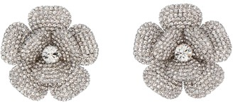 Alessandra Rich Flowers Earrings