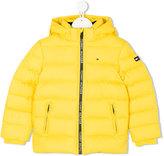Tommy Hilfiger Junior hood padded jacket
