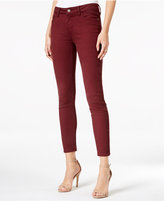 M1858 Kristen Merlot Wash Ankle Skinny Jeans, Only at Macy's