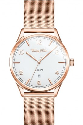 Thomas Sabo CODE TS Watch WA0341-265-202-40MM