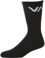 RVCA Va Sport Sock 5 Pack Black