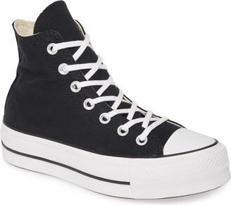 Converse Chuck Taylor(R) All Star(R) Lift High Top Platform Sneaker
