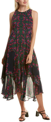 Nanette Lepore Magic Garden Midi Dress