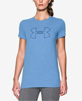 Under Armour Big Logo Training Tee