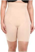 Spanx Plus Size Thinstincts High-Waisted Mid-Thigh Short
