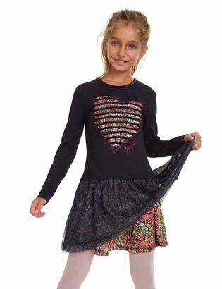 Desigual Girls' Dress XICO